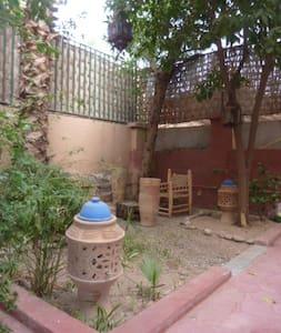Nice house in Guéliz