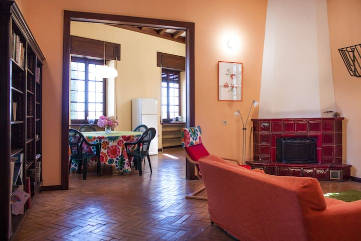 Villa Le Due Torrette - la Dependance - Erba - Hus
