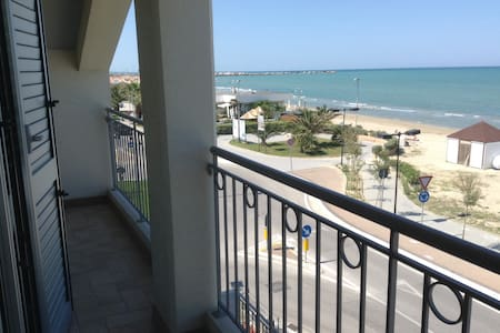 Nice appartment in front of the sea - Giulianova