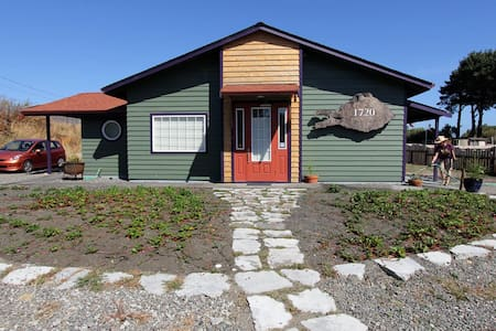 Old Purple Thumb Works - Arcata - Apartamento