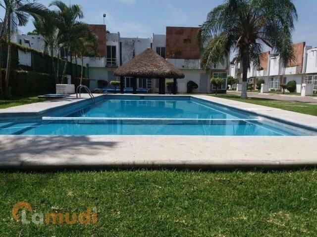 Casa/condominio yautepec alberca y áreas comunes!