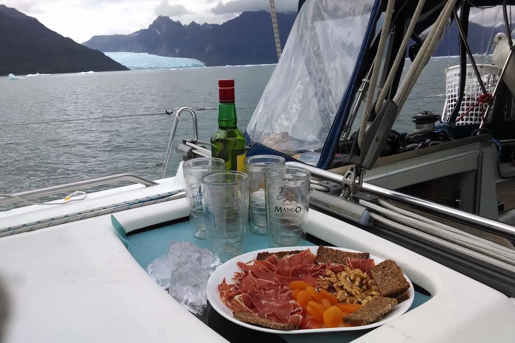 cruise to Chilean Fiords and Channels