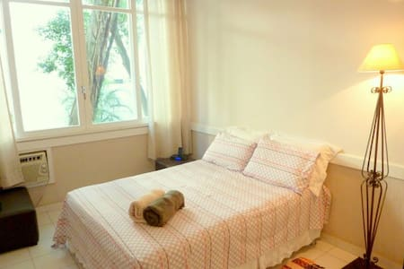 Great Ipanema 1 bed apt with excellent location - Rio - Apartment