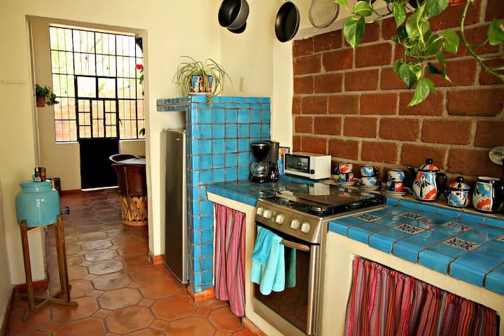 Buena Vida Apartment - Guanajuato - Apartemen
