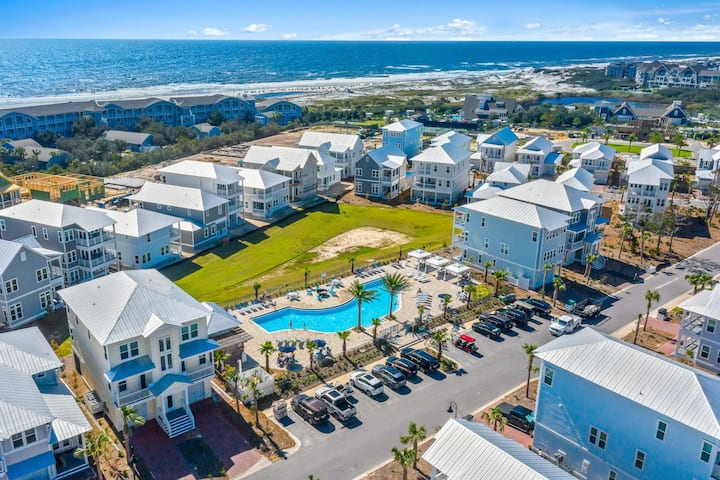 5 Bedroom Luxury & Golf Cart in Prominence of 30A