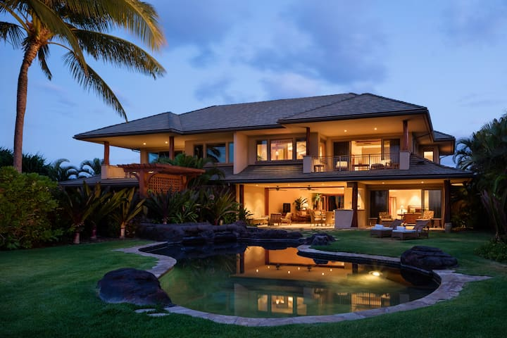Luxurious exclusive Villa on the Mauna Lani Resort - Waimea - Villa
