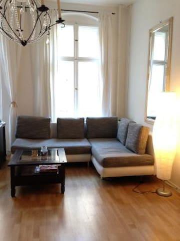Wohnung zwischen See und Schloss! - Berlin - Lägenhet