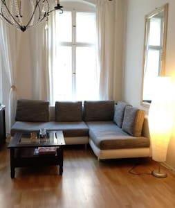 Wohnung zwischen See und Schloss! - Berliini - Huoneisto