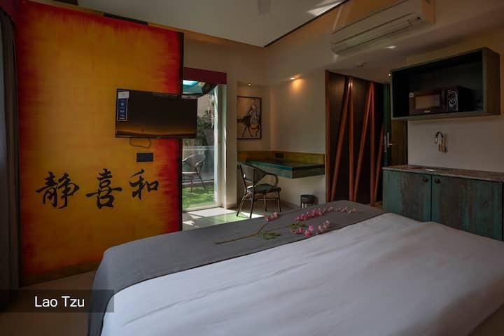Lao Tzu - Deluxe Suite -  RA Residence