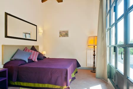 Lily's room in Pisa's countryside - livorno - Bed & Breakfast