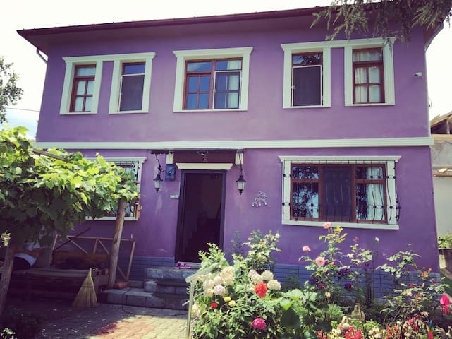 Great Black Sea View Village House - Trabzon - Villa