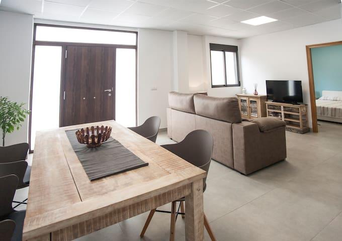 Apartment near to the beach/Wifi Valencia,Cabañal