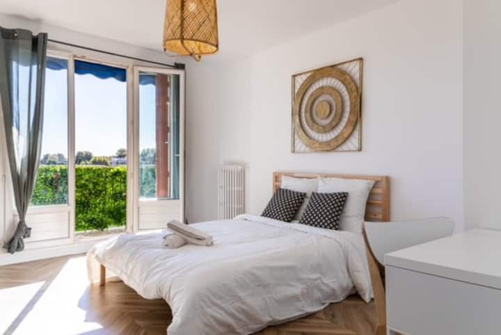 AI Residence BNB Confort - Near Remparts