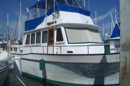 2 Bedroom Boat In San Diego Resort - 圣地亚哥