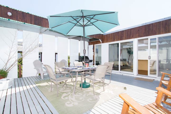 KISMET Fire Island Beach House - Bay Shore - Hus