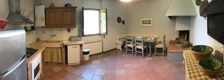 1 · Frantoio apartment