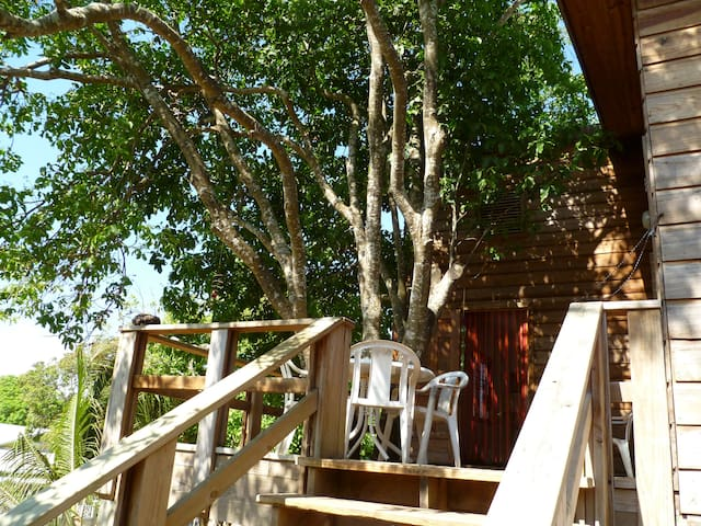 Kenap tree apartment - Utila - Apartment