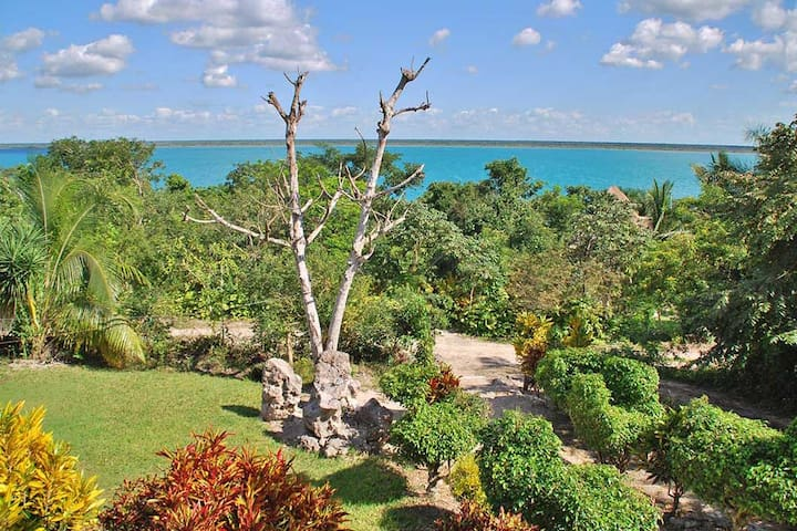 Cabaña Ecotucan - Bacalar - Bed & Breakfast