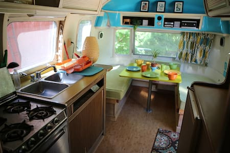 Beautiful Vintage  Airstream - Port Angeles