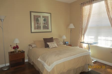 Bedroom suite in Large new home - Chula Vista