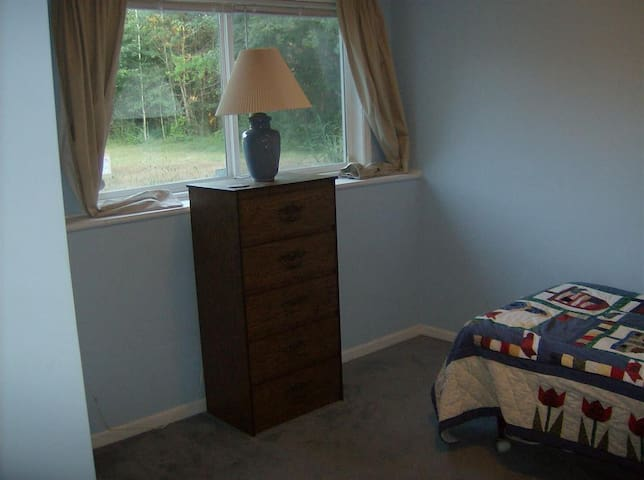 new bedroom + private bathroom & TV - Stanton - Huis