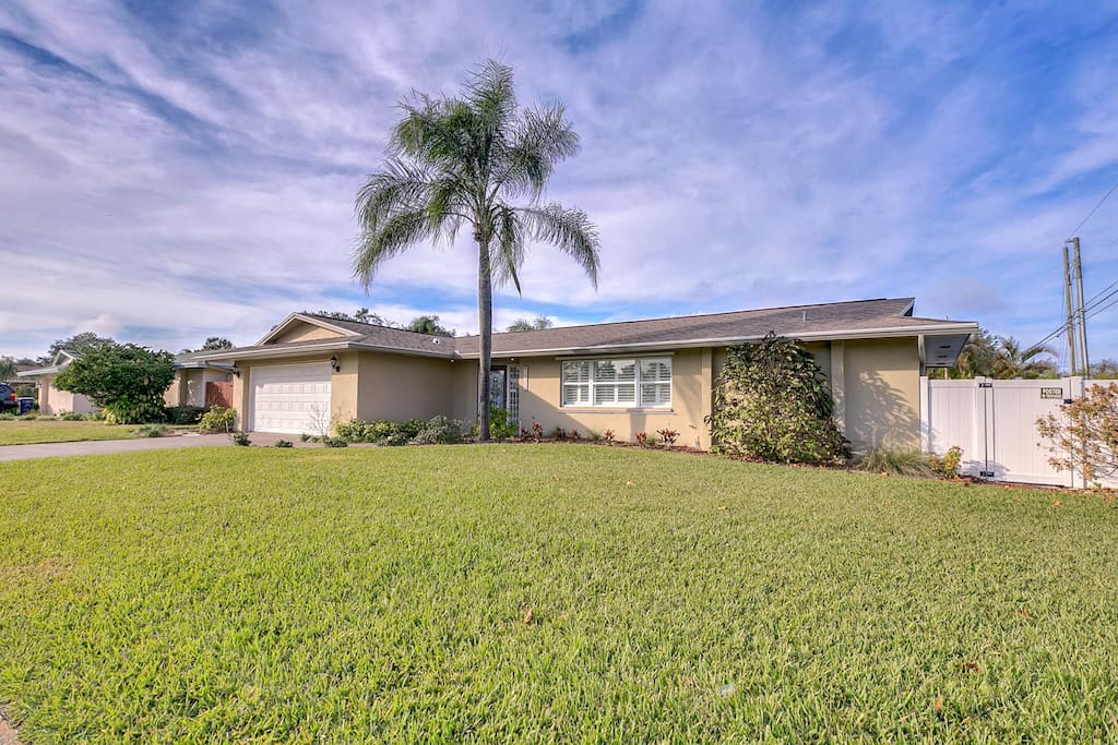 Welcome to your home in Seminole! Professionally managed by TurnKey Vacation Rentals.