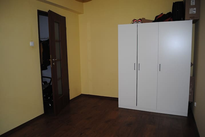 Room for one person 15 min from Kraków centre