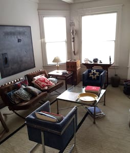 Beautiful Cole Valley/Haight Flat. - San Francisco - Bed & Breakfast