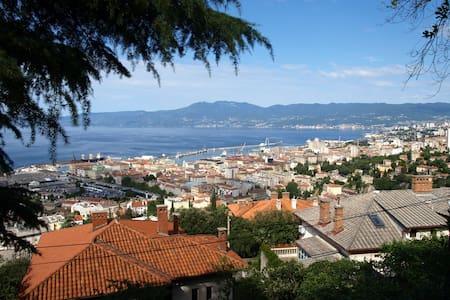Apartment with a amazing view - Rijeka