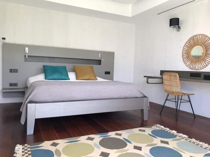 Villa l'Atelier Gustavia Hill (Room 3)