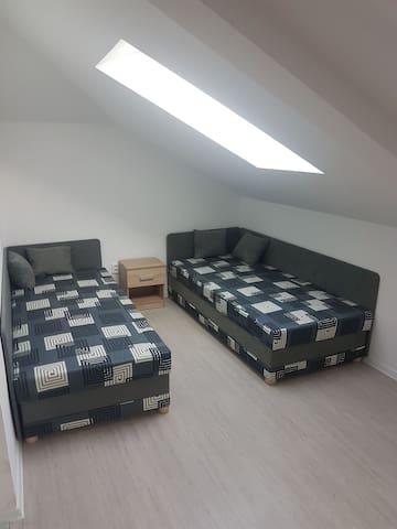 Apartman pro dva