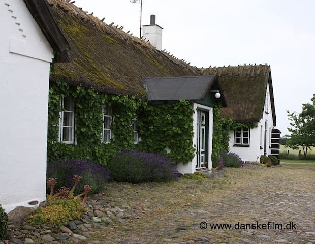 Classic Danish farmhouse arpartment - Kirke Såby - Apartament