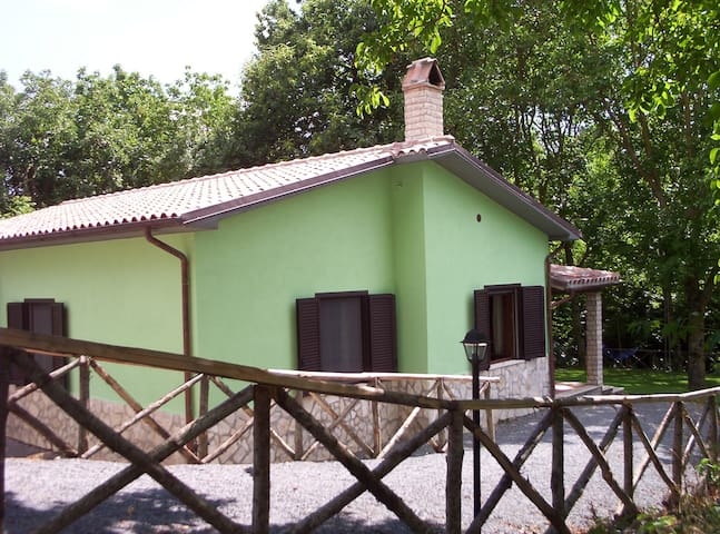 Il Noce: 3 room(s) , of which 2 Bedroom(s) - Il Casone - Villa