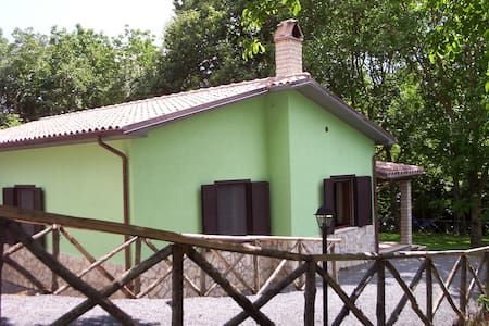 Il Noce: 3 room(s) , of which 2 Bedroom(s) - Il Casone