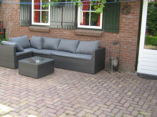 Huisje Appeltje  - Heukelum - Casa