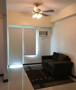 2 Bedroom condo unit near Mt. Carmel, New Manila - 奎松城 - 公寓