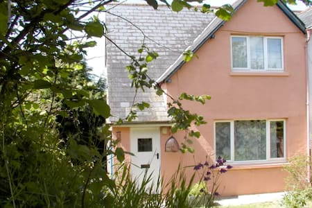Double room with a view in the Cottage - nr Totnes - Dartington - House - 0