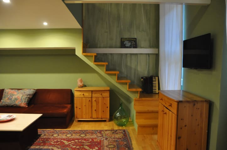cosy and very well located - Budapeszt - Apartament
