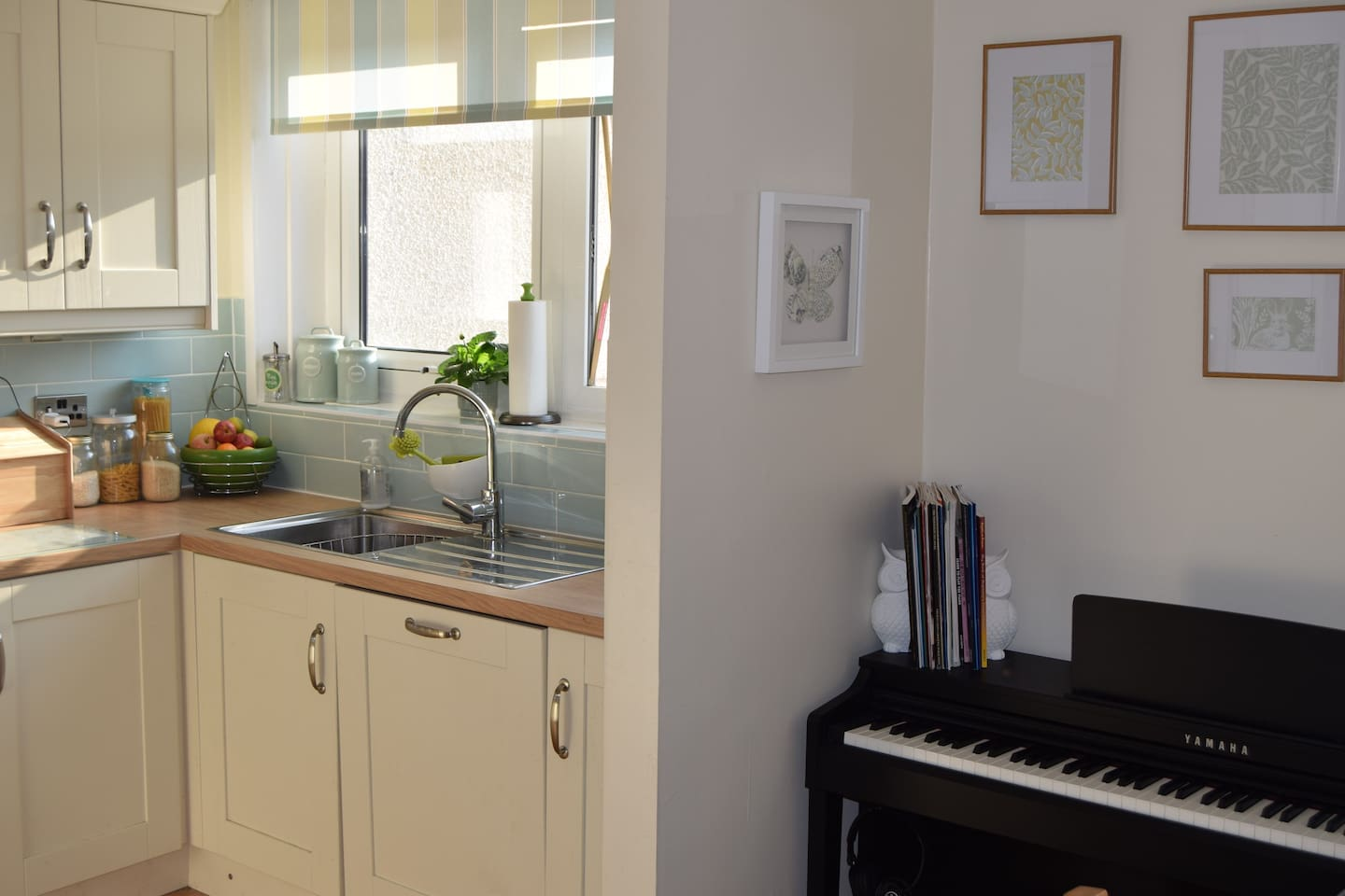 A stylish space in the heart of Linlithgow