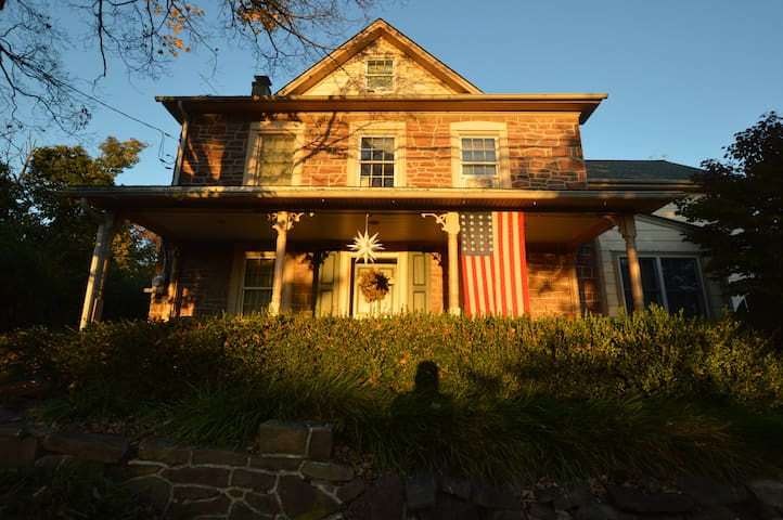 Charming Historic 1825 Stone Farm House