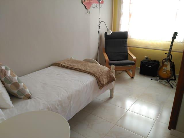 Dormitorio nº 3.
