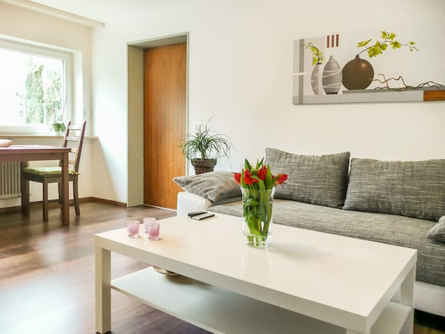 Beautiful, quiet apartment - Königsbronn - Daire
