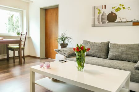 Beautiful, quiet apartment - Königsbronn - Pis