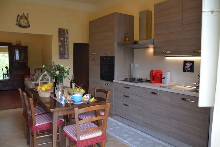 Pretty apartment in the village of Impruneta - Impruneta - Apartamento