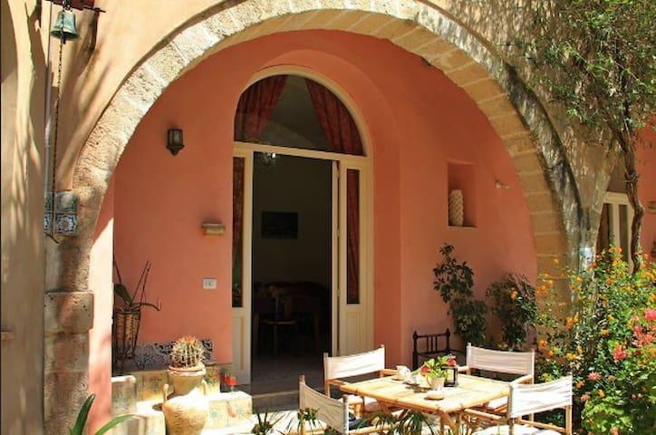 Intero appartamento in dimora storica con giardino