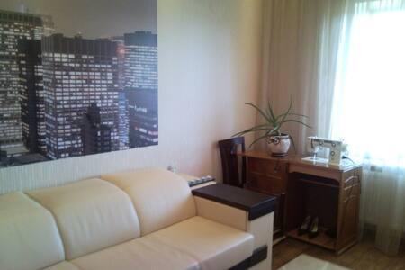 Комфортабельная комната - Apartamento