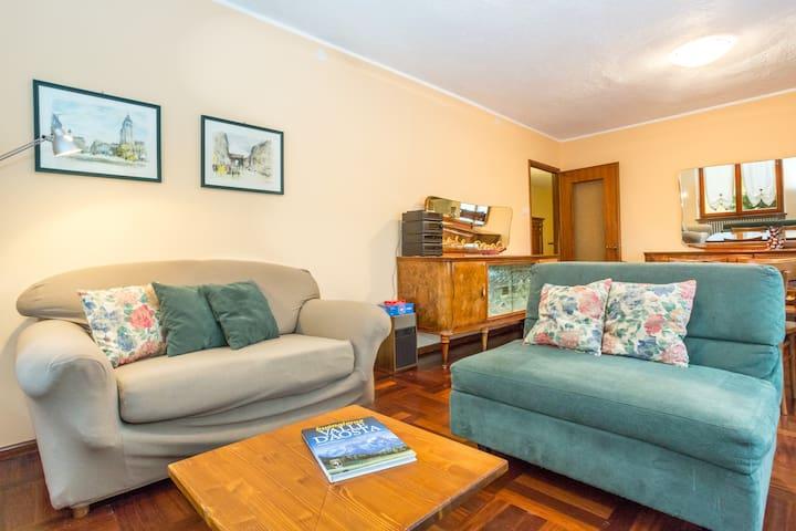 Appartamento  Parco Gran Paradiso - Introd - Apartament