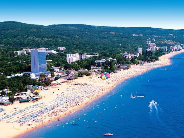 Apartment sleeps 5 close to albena/golden sands - Osenovo - Flat