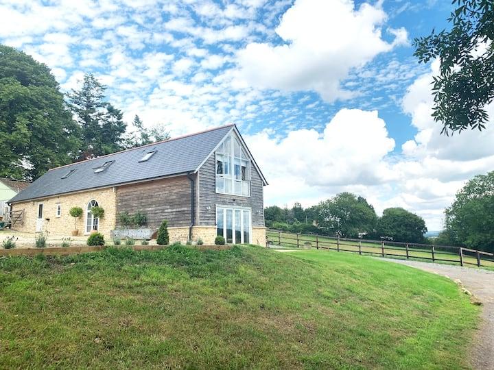 Idyllic Dorset Barn Conversion