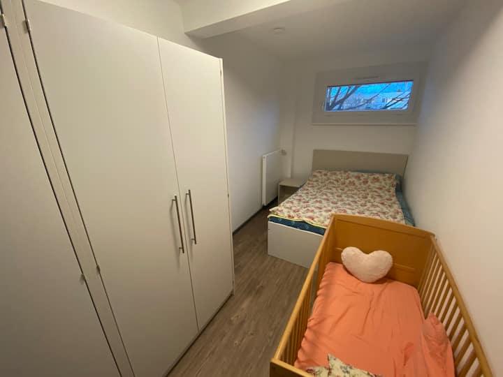 Gemütliche Renovierte Wohnung- Ruhigem schönen Ort